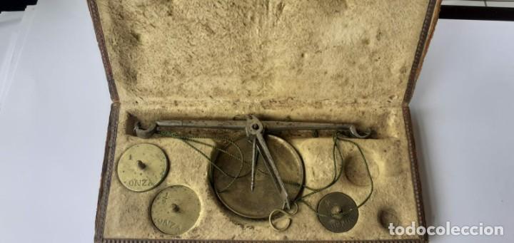 Antigüedades: Bascula antigua - Foto 4 - 251985230