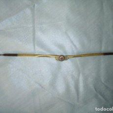 Antigüedades: COMPAS/MARCADOR DE BRONCE. Lote 252026705