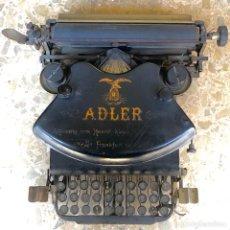 Antigüedades: MAQUINA DE ESCRIBIR ADLER.. Lote 252107850
