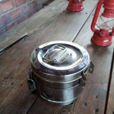 Antigüedades: ESTERILIZADOR MEDICO. Lote 252124870
