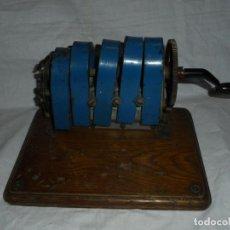 Antigüedades: ANTIGUO ELECTROIMAN ????. Lote 252171295
