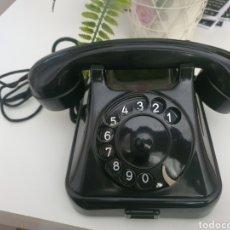 Teléfonos: TELÉFONO DE BAQUELITA. Lote 289621543