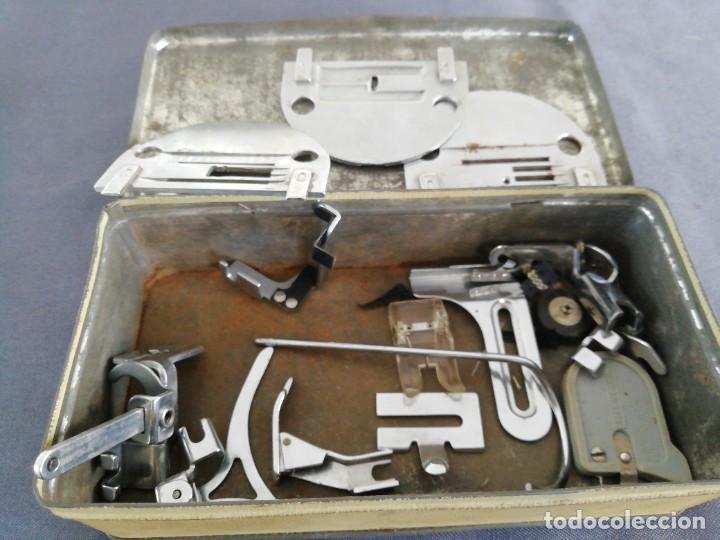 Antigüedades: Caja Whertheim y utensilios - Foto 2 - 252512600