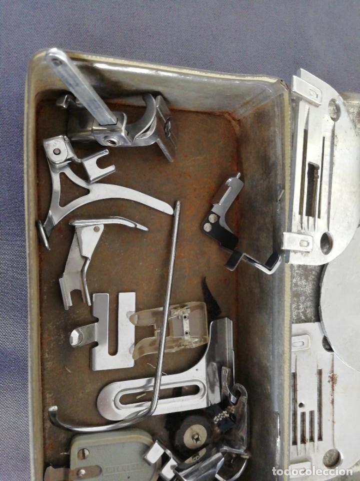 Antigüedades: Caja Whertheim y utensilios - Foto 3 - 252512600