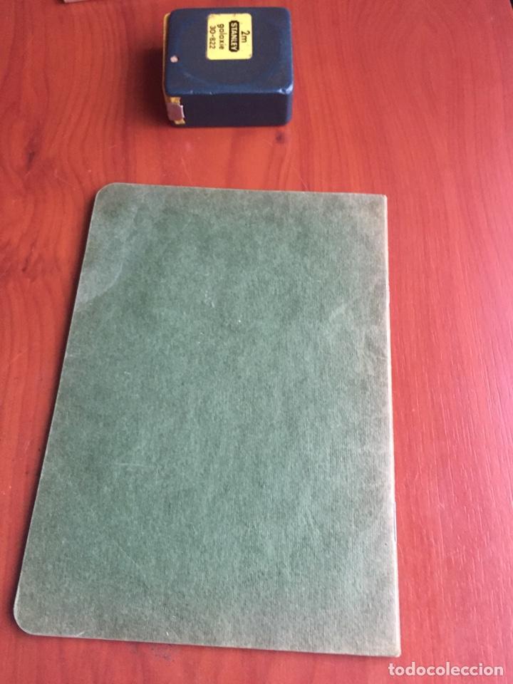 Antigüedades: Instrucciones uso máquina de escribir continental - Foto 2 - 252516795