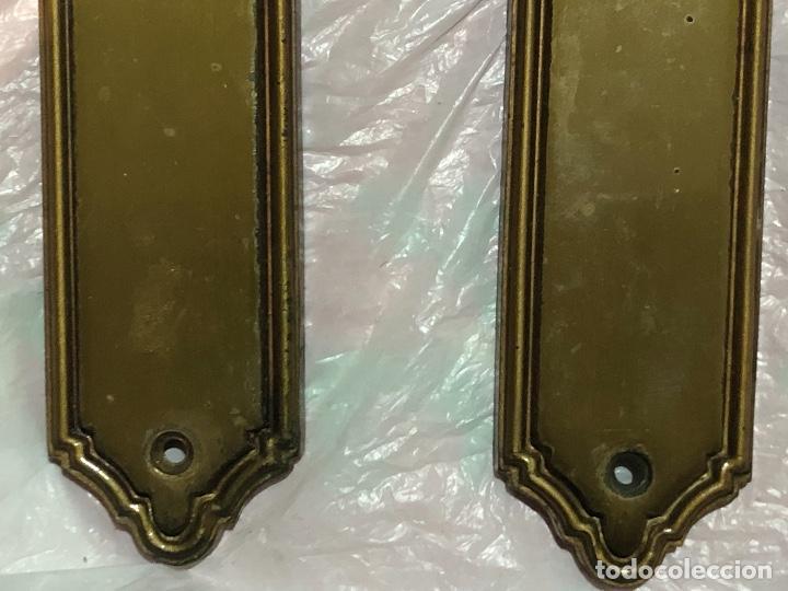Antigüedades: Manetas puertas - Foto 2 - 252543970