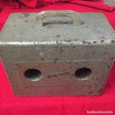 Antigüedades: VENTILADOR AIRE ACONDICIONADO MARCA HURRICANE - AÑOS 60, VINTAGE. Lote 252658830