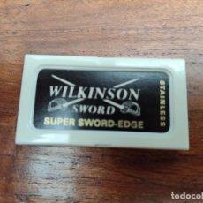Antigüedades: HOJILLAS AFEITAR WILKINSON SWORD (NO PRECINTADA). Lote 252770025