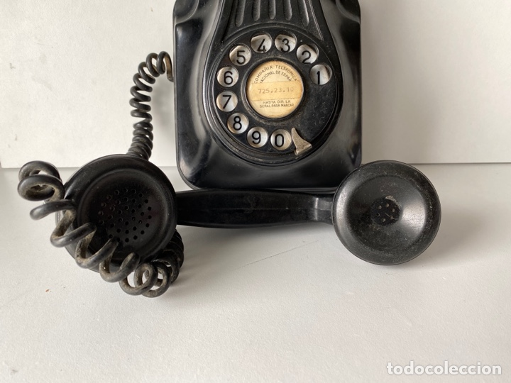 Teléfonos: Telefono de baquelita pared - Foto 6 - 252826790