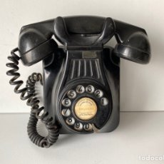 Teléfonos: TELEFONO DE BAQUELITA PARED. Lote 252826790
