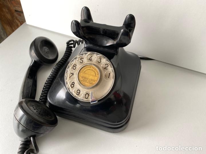 Teléfonos: Telefono antiguo de mesa - Foto 2 - 252827720