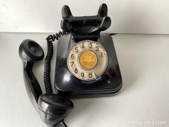Teléfonos: Telefono antiguo de mesa - Foto 3 - 252827720