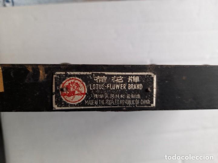 Antigüedades: ABACO CHINO ORIENTAL MADERA REPUBLICA POPULAR CHINA - Foto 2 - 39376436