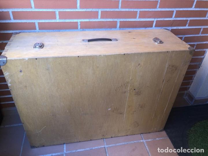 Antigüedades: Telescopio alemán de 1961. Spiegel fernrohr 100 - Foto 10 - 252921250