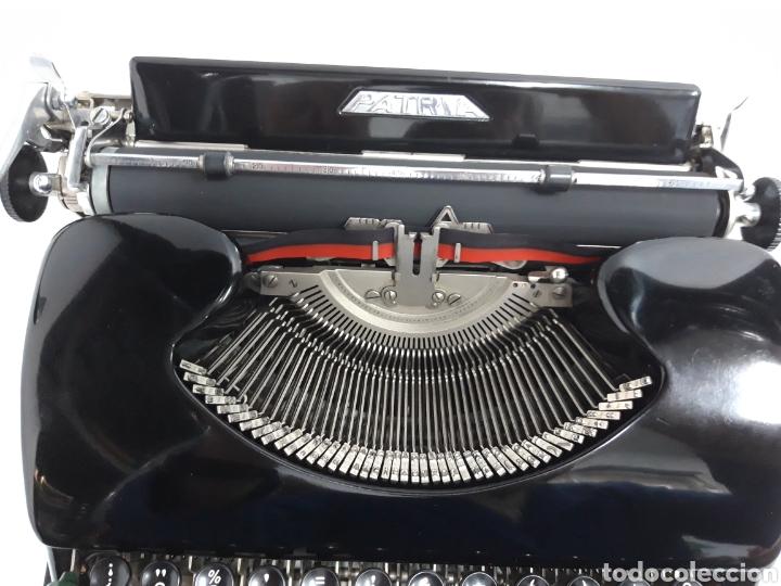 Antigüedades: Maquina de escribir PATRIA - Foto 4 - 252991815