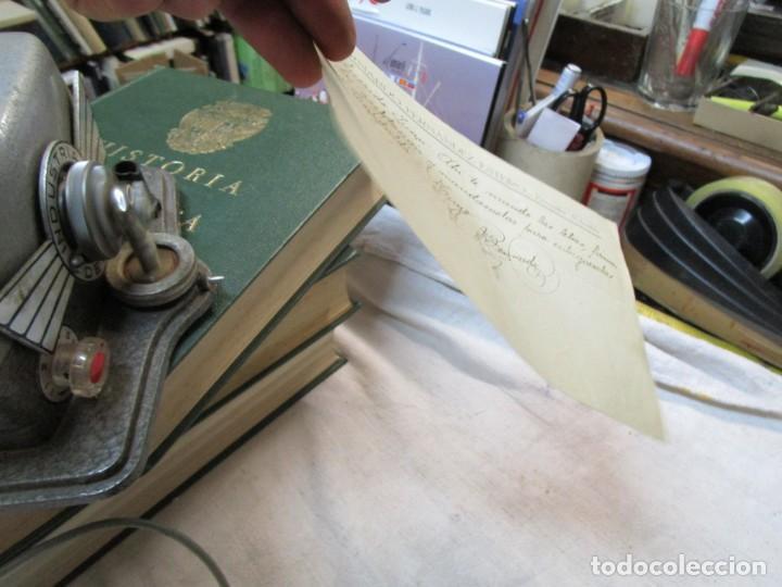 Antigüedades: MAQUINA INDUSTRIAL PARA COSER REPARAR ?? MEDIAS, DELFE ( MADRID ) Nº 2748 + INFO - Foto 8 - 189781720