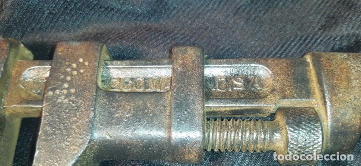 Antigüedades: Llave ajustable DROP FORGED - Foto 4 - 253322100