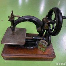 Antigüedades: MÁQUINA DE COSER WILLCOX & GIBBS SEWING MACHINE CO. - SIGLO XIX -. Lote 283807283