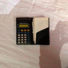 Antigüedades: CALCULADORA CANON CARD LC 31. Lote 253506080