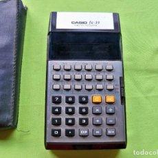 Antigüedades: ANTIGUA CALCULADORA CASIO FX-39. Lote 253580955