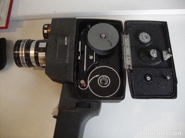 Antigüedades: FILMADORA YASHICA UMATIC POWER NO COMPROBADA A REPASAR - Foto 2 - 253587215