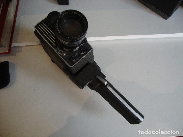 Antigüedades: FILMADORA YASHICA UMATIC POWER NO COMPROBADA A REPASAR - Foto 4 - 253587215