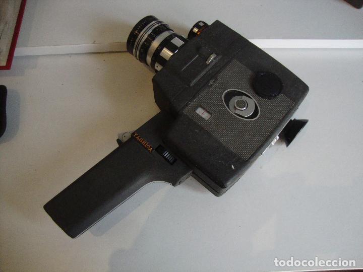 Antigüedades: FILMADORA YASHICA UMATIC POWER NO COMPROBADA A REPASAR - Foto 5 - 253587215