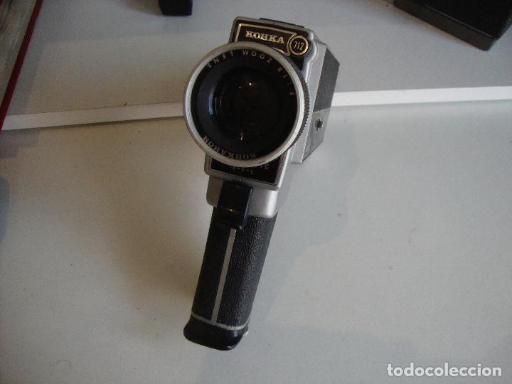 Antigüedades: FILMADORA KOHKA 712 NO COMPROBADA A REPASAR - Foto 5 - 253587320