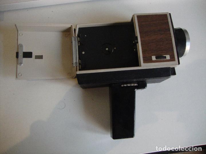 Antigüedades: FILMADORA ASTRAL T2 ELECTRIC EYE NO COMPROBADA A REPASAR - Foto 2 - 253587335