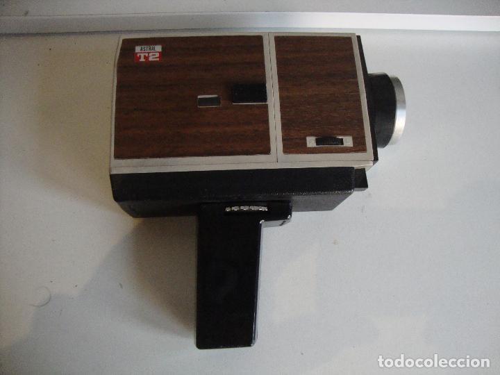 Antigüedades: FILMADORA ASTRAL T2 ELECTRIC EYE NO COMPROBADA A REPASAR - Foto 4 - 253587335
