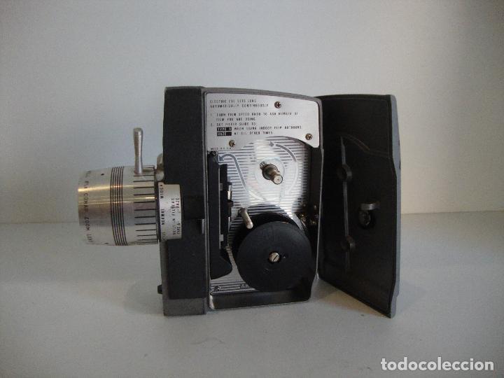 Antigüedades: FILMADORA BELL HOWEL NO COMPROBADA A REPASAR - Foto 2 - 253587390