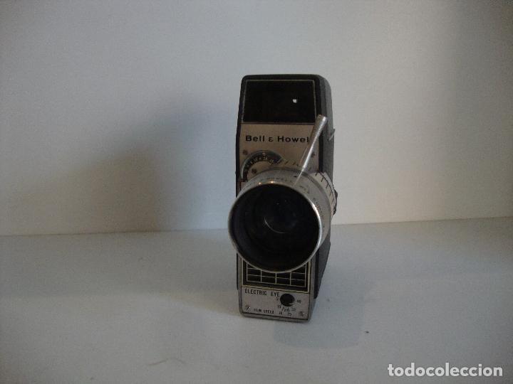 Antigüedades: FILMADORA BELL HOWEL NO COMPROBADA A REPASAR - Foto 5 - 253587390