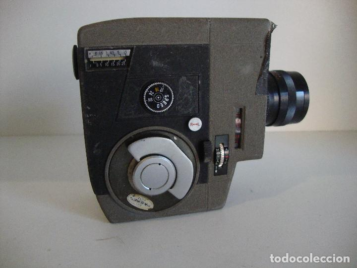 Antigüedades: FILMADORA CROWN 8 NO COMPROBADA A REPASAR - Foto 5 - 253587405