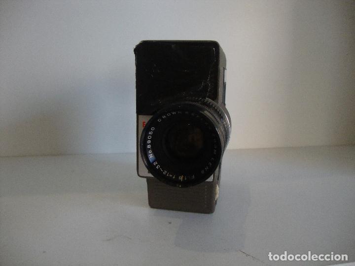 Antigüedades: FILMADORA CROWN 8 NO COMPROBADA A REPASAR - Foto 6 - 253587405