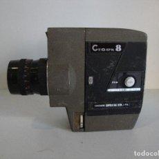 Antigüedades: FILMADORA CROWN 8 NO COMPROBADA A REPASAR. Lote 253587405