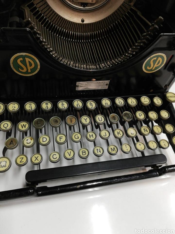 Antigüedades: Antigua máquina de escribir Smith Premier.America. Modelo 60. Año 1.926. - Foto 2 - 253633160