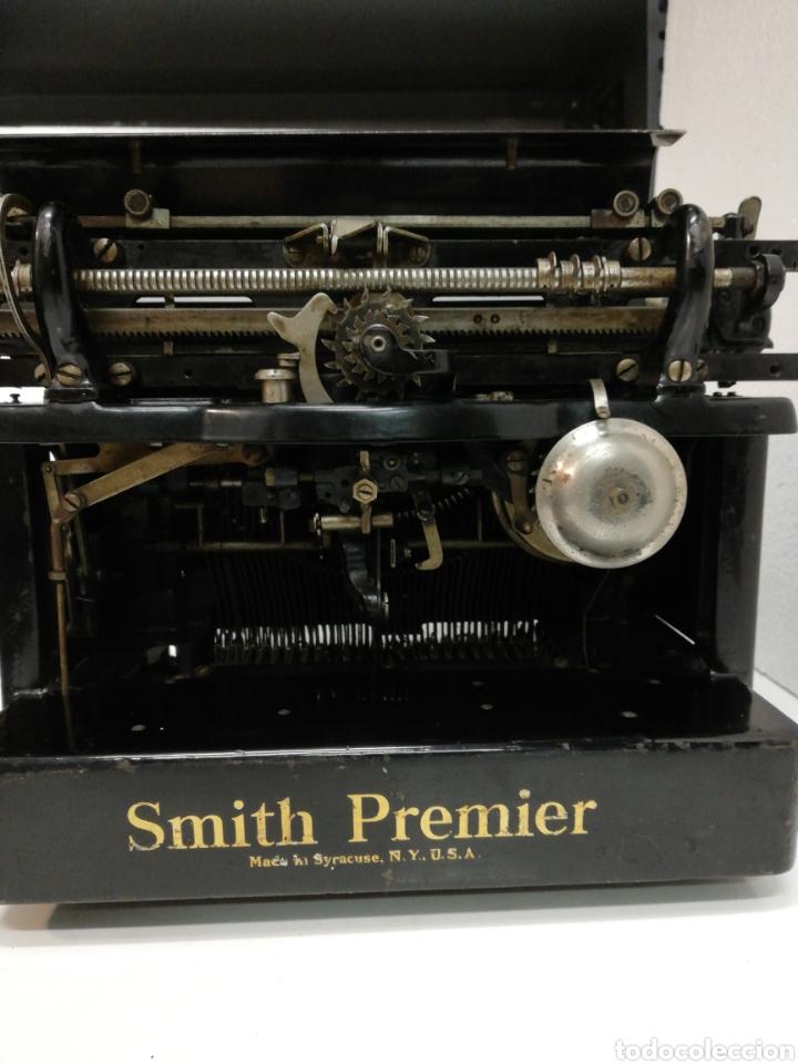 Antigüedades: Antigua máquina de escribir Smith Premier.America. Modelo 60. Año 1.926. - Foto 6 - 253633160