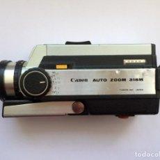 Antigüedades: CANON AUTO ZOOM 318 M - TOMAVISTAS. Lote 253642155