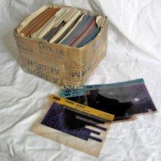 Antigüedades: CIENTOS DE MICRO-FICHAS TÉCNICAS DE MONTAJE KOMATSU, EXCAVADORAS, BULLDOZER, ETC. Lote 253668500
