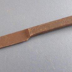 Antigüedades: FORMON DE ACERO PARA ESCULTOR, PUNTA DE 3MM APROX, PERDIN RUBENS , 21,5CM APROX. Lote 253814320