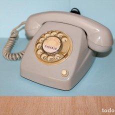 Teléfonos: TELEFONO ANTIGUO. MODELO HERALDO DE TELEFONICA DE ESPAÑA. FABRICADO EN CITESA (MALAGA). LEER TEXTO.. Lote 253859600