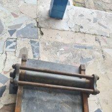 Antiguidades: MAQUINA SACA PRUEBA. Lote 254015740