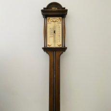 Antiquités: TORRICELLI BAROMETRO MERCURIO. Lote 254025605