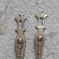 Antigüedades: TIRADORES PARA ARMARIO. Lote 254046395