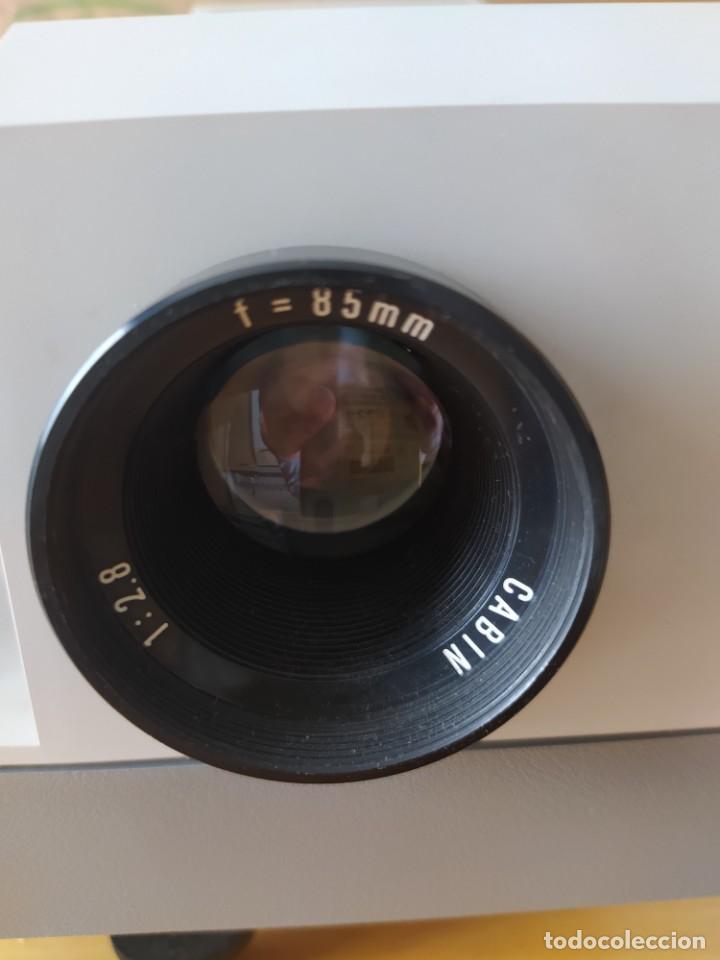 Antigüedades: PROYECTOR CABIN 1000A, JAPAN. - Foto 7 - 254061495