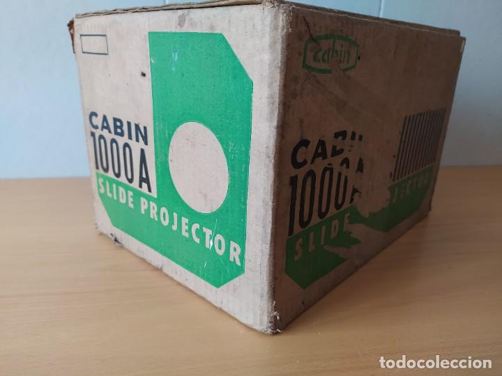 Antigüedades: PROYECTOR CABIN 1000A, JAPAN. - Foto 12 - 254061495