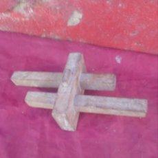 Antigüedades: ANTIGUO GRAMIL DE CARPINTERO,BIEN CONSERVADO. Lote 254150370
