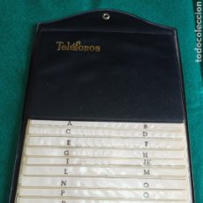 Teléfonos: ANTIGUO LISTIN TELEFONOS. Lote 254153610