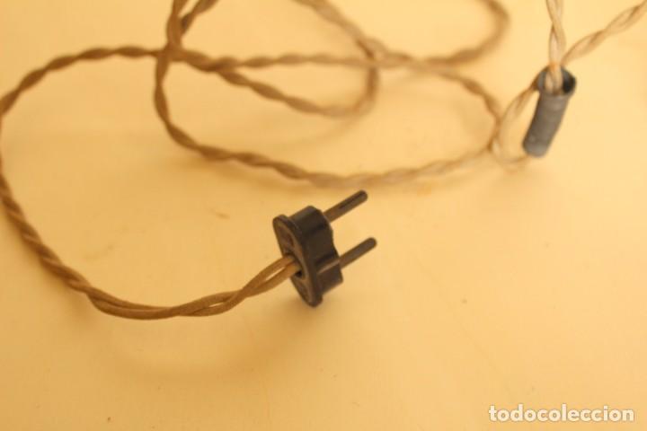 Antigüedades: ANTIGUA PLANCHA ELECTRICA - Foto 4 - 254155330