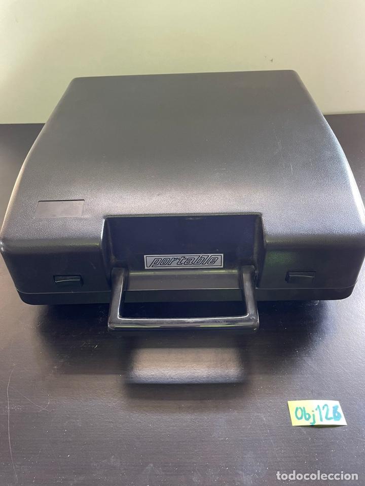 Antigüedades: Máquina de escribir portable - Foto 2 - 254155695